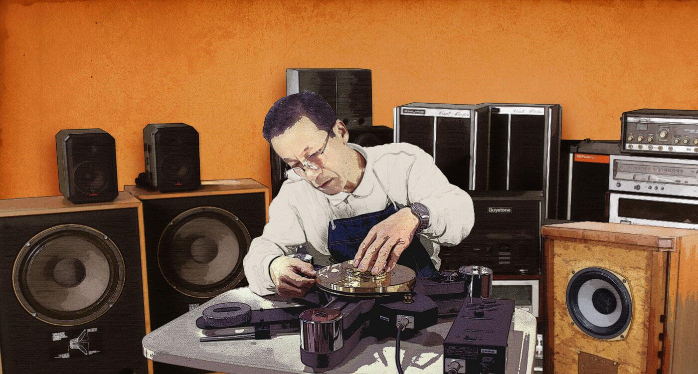 オーディオ・音響機器高値買取 オーディオ買取屋