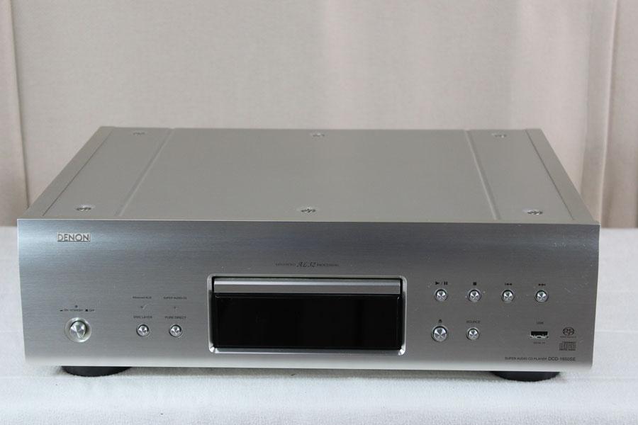 DENON デノン SACDプレーヤー DCD-1650SEの買取