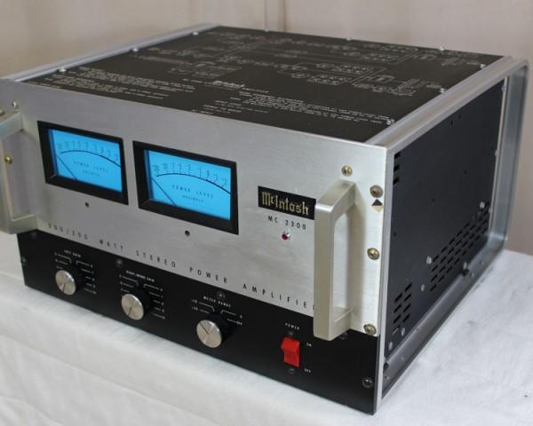 青森県八戸市でMCINTOSH マッキントッシュ MC2300 パワーアンプの買取