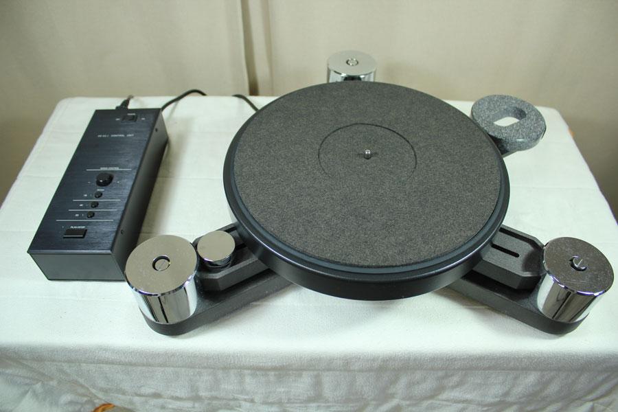 CEC シーイーシー FR-XL1 ターンテーブルの買取