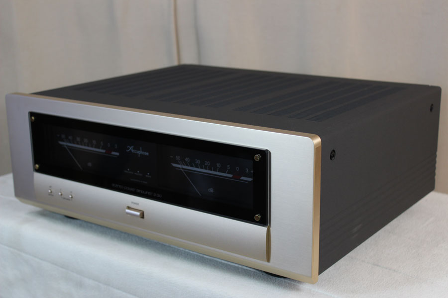 Accuphase アキュフェーズ パワーアンプ P-370の買取