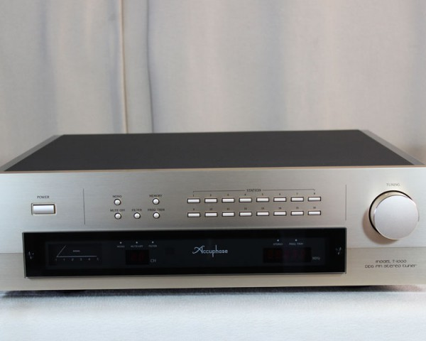 Accuphase アキュフェーズ FMチューナー T-1000の買取