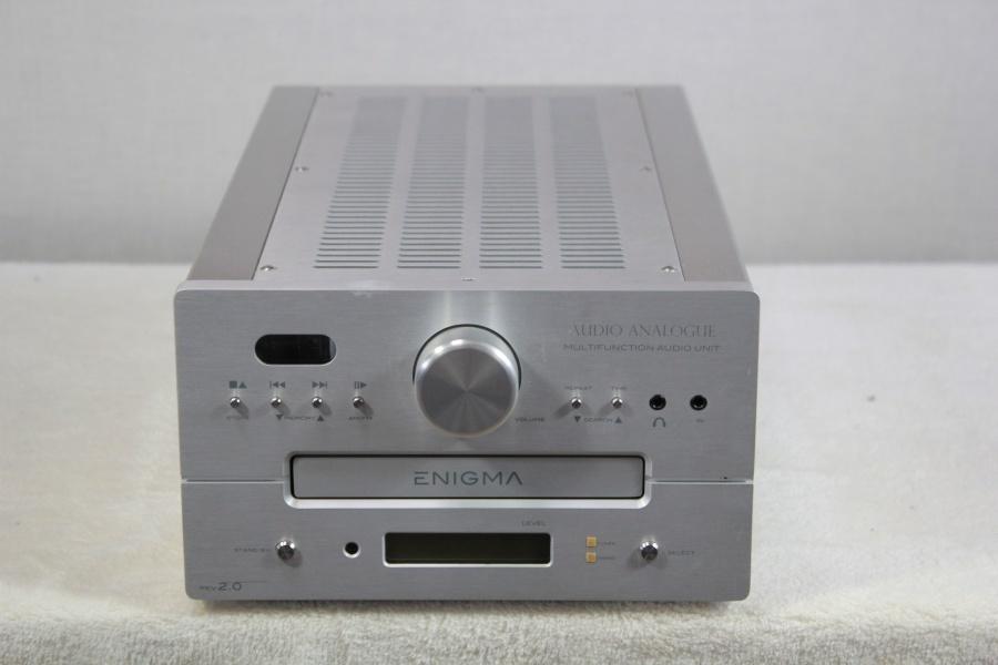 audio-analogueENIGMA2.0 CDレシーバー 大分県