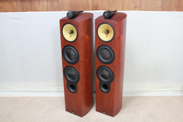 B&W/804s