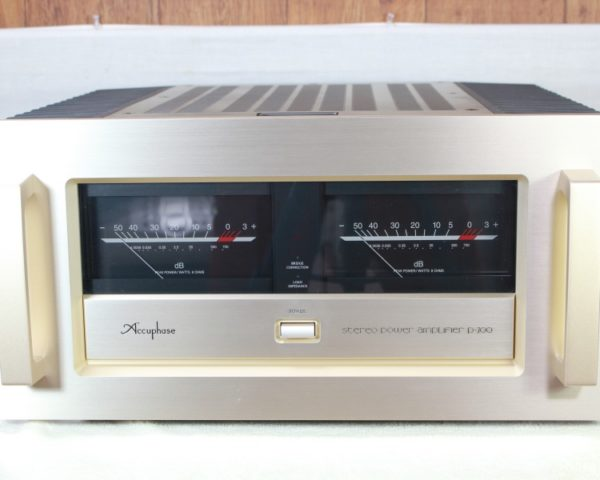 Accuphase パワーアンプ P-700 静岡県島田市